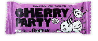 Roobar Cherries and Chocolate Chips Roobar