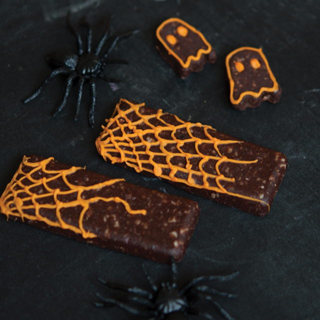 DIY Halloween Bars