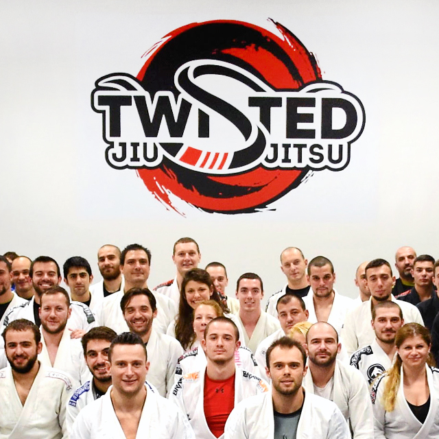 Twisted Jiu Jitsu Sofia